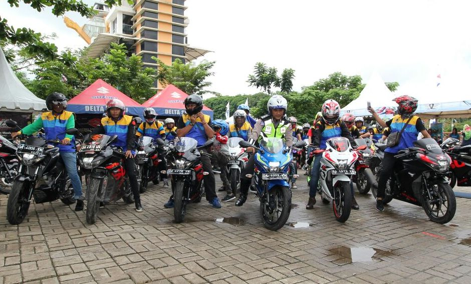 Suzuki Bike Meet Banjarmasin 2017 SBM 4 p7