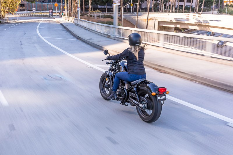 Testride Honda Rebel 300 Model 2018 01 P7