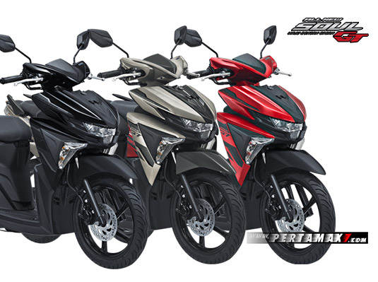 Yamaha All New Soul GT 125 Model 2018