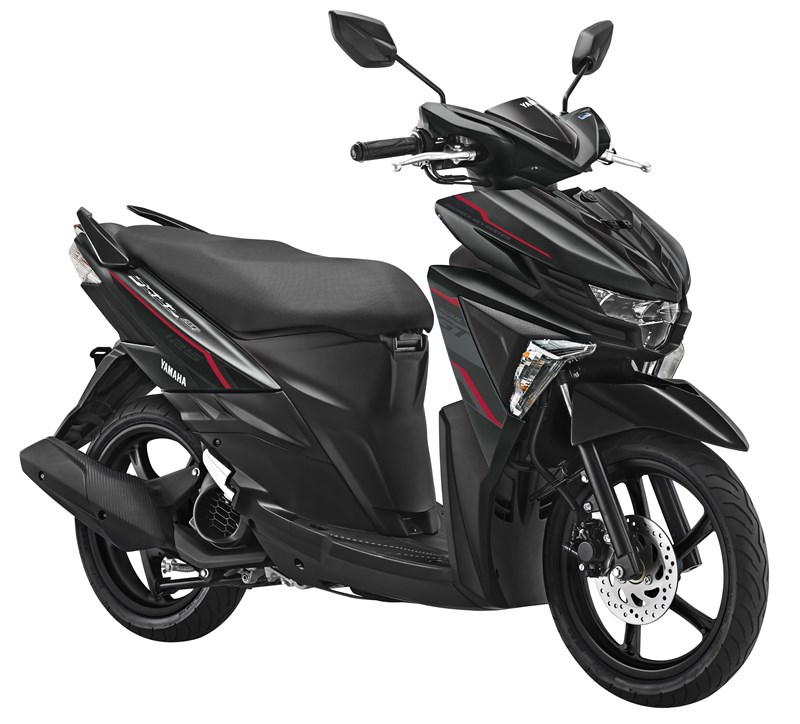 Yamaha All New Soul GT AKS Bravery Black