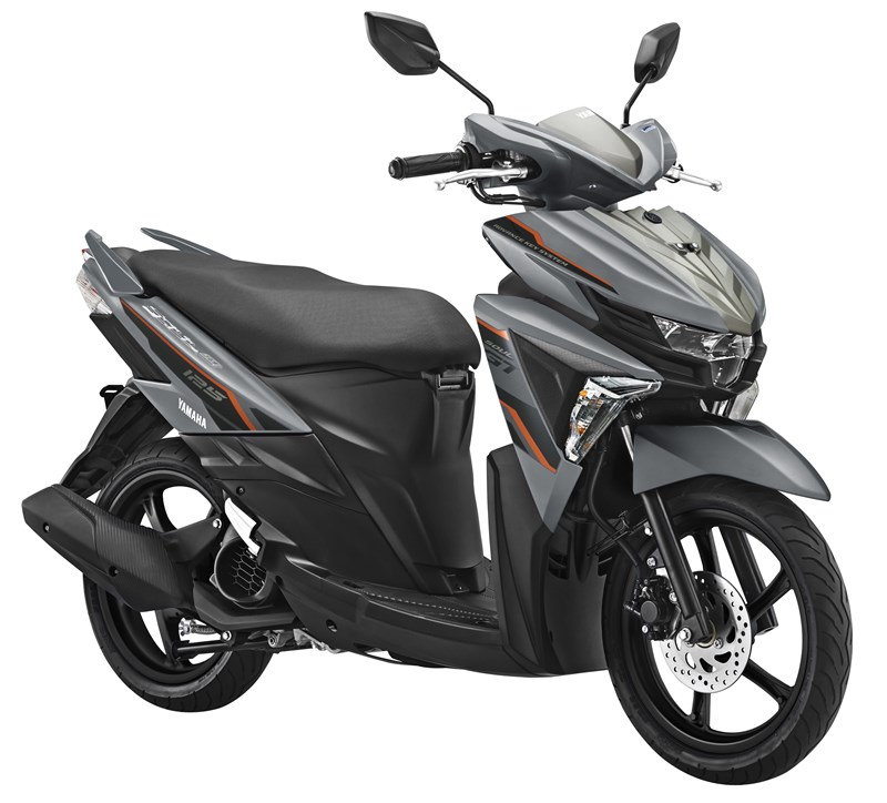 Yamaha All New Soul GT AKS Challenger Gunmetal