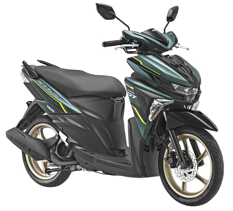 Yamaha All New Soul GT AKS SSS Tough Green Gold