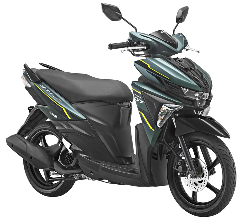 Yamaha All New Soul GT AKS Tough Green