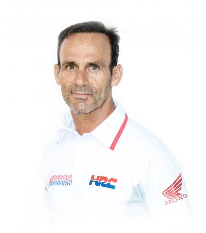 Alberto Puig Team Manager