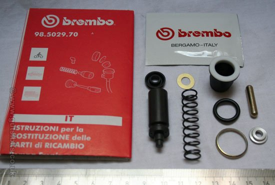 Brembo Repair Kit Rear gutsibits