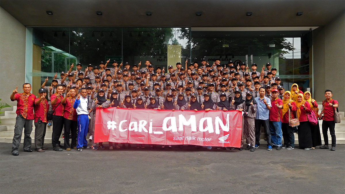 Cari Aman Astra Motor Safety Riding Center