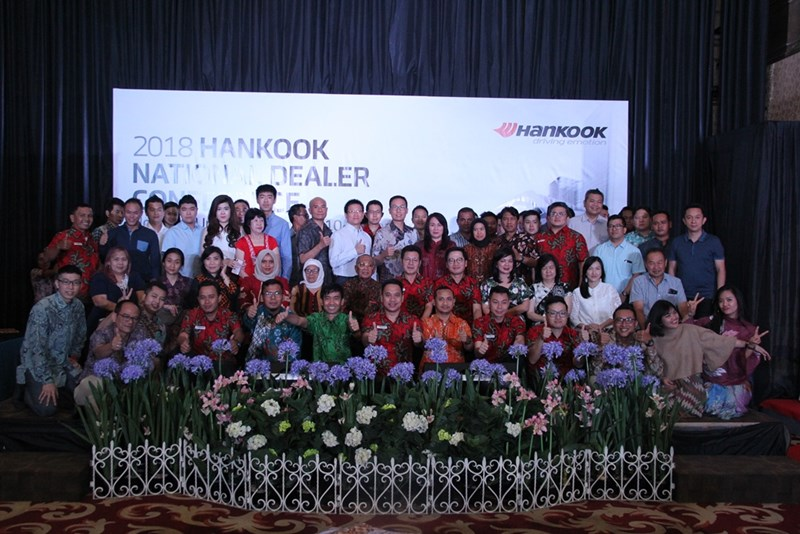 Distributor Gathering Hankook Indonesia 03 P7
