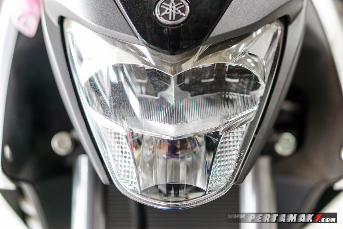 Headlamp Led Yamaha All new Vixion 2018
