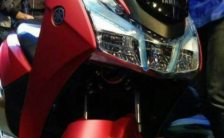 Headlamp Yamaha Lexi 125 Indonesia