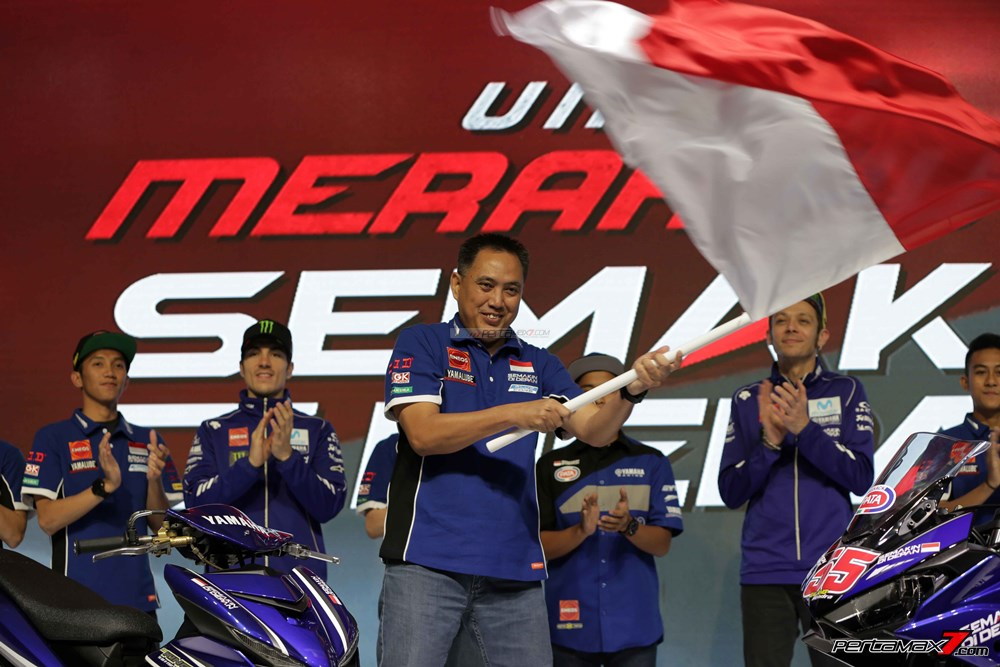M Abidin, GM After Sales & Motorsport PT Yamaha Indonesia Motor Manufacturing (YIMM)
