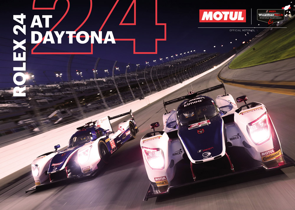 Motul IMSA at the 24h of Daytona 2018