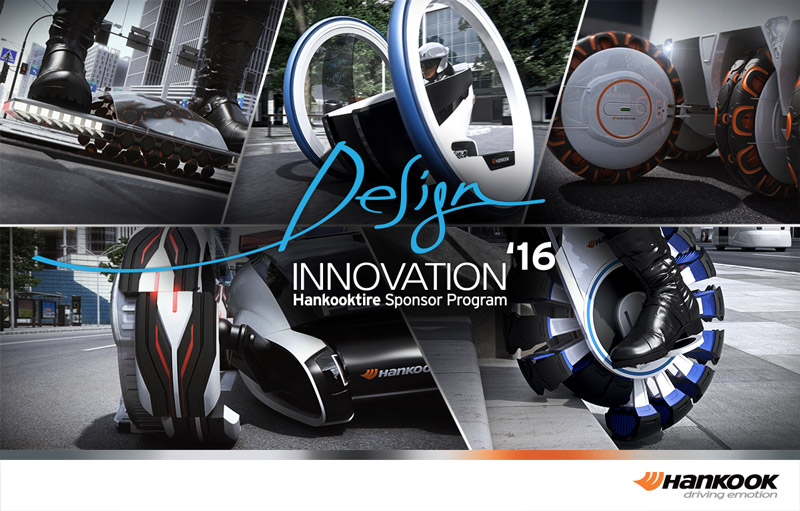 Photo 1 - Karya Pemenang Hankook Tire Design Innovation Project Tahun 2016 Project 2018 Design Innovation By Hankook Tire