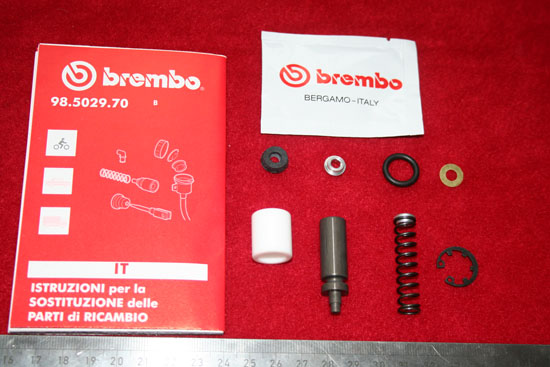 Piston Plastik Brembo Repair Kits gutsibits