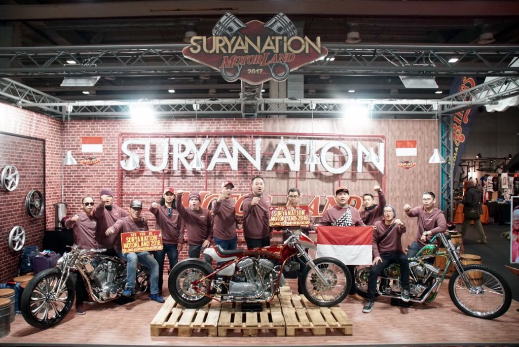 Team Suryanation Motorland Motor Bike Expo Italy 2 p7