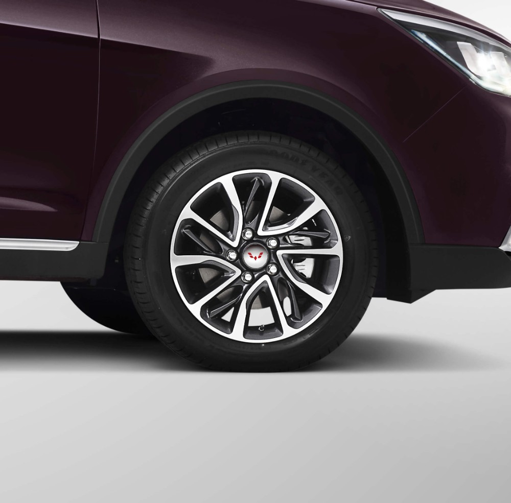 Alloy Wheel Wuling Cortez Indonesia p7