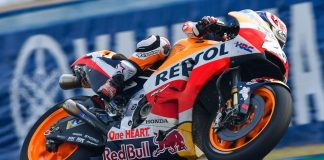 Dani Pedrosa MotoGP Official Test Buriram 2018