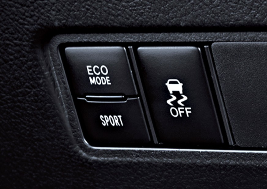 ECO MODE Toyota New Yaris VSC