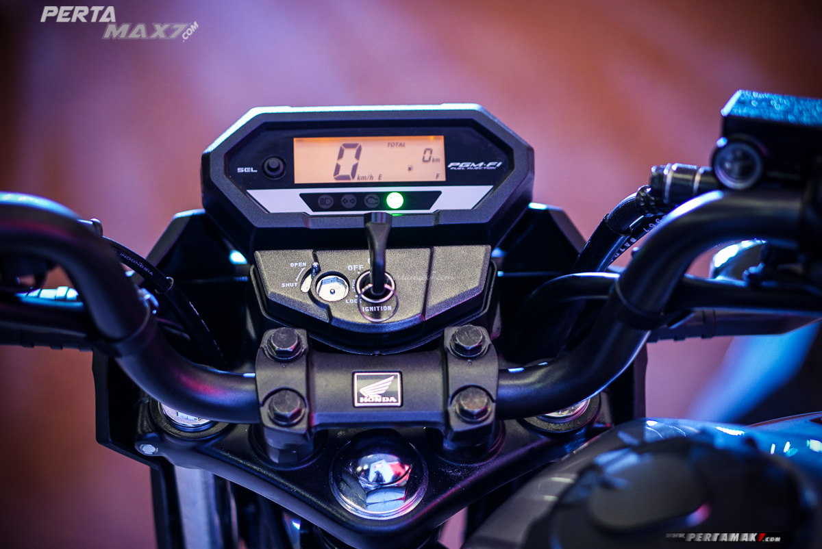 Speedometer On Honda CB150 Verza 2018 P7-7