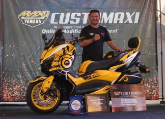 The Best Xmax Modification (Imran Syukri)