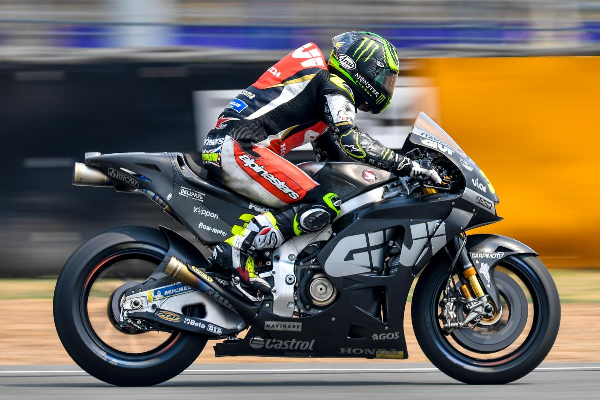 cal crutchlow 35 MotoGP Official Test Buriram 2018