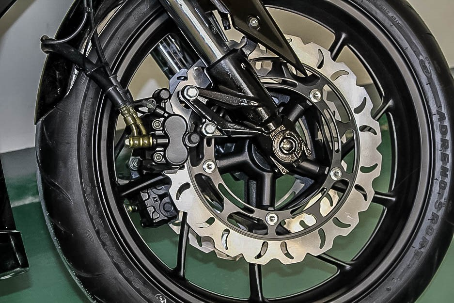 Double Cakram Depan Feely Phantom CBR250RR KW