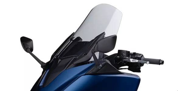 E-ADJUSTABLE WINDSCREEN Yamaha TMAX DX