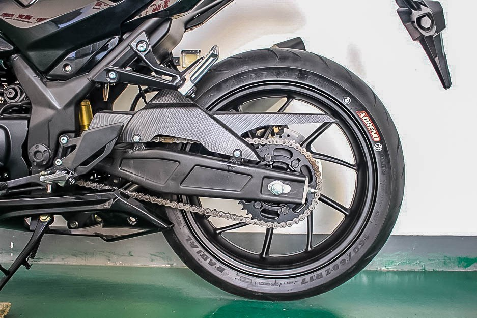 Swing Arm Feely Phantom CBR KW