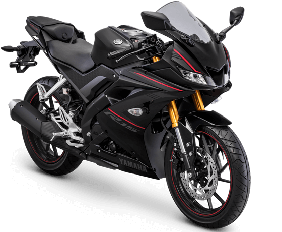 Yamaha All New R15 Versi 2018 Warna HItam Warna racing Black