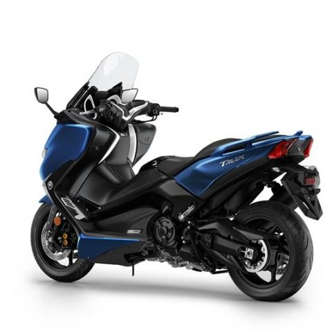 Yamaha TMAX DX 2018 Phantom Blue P7