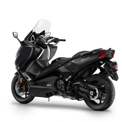 Yamaha TMAX DX 2018 Sword Silver P7