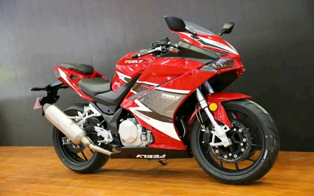 Feely Phantom Livery Honda Racing Red CBR250RR