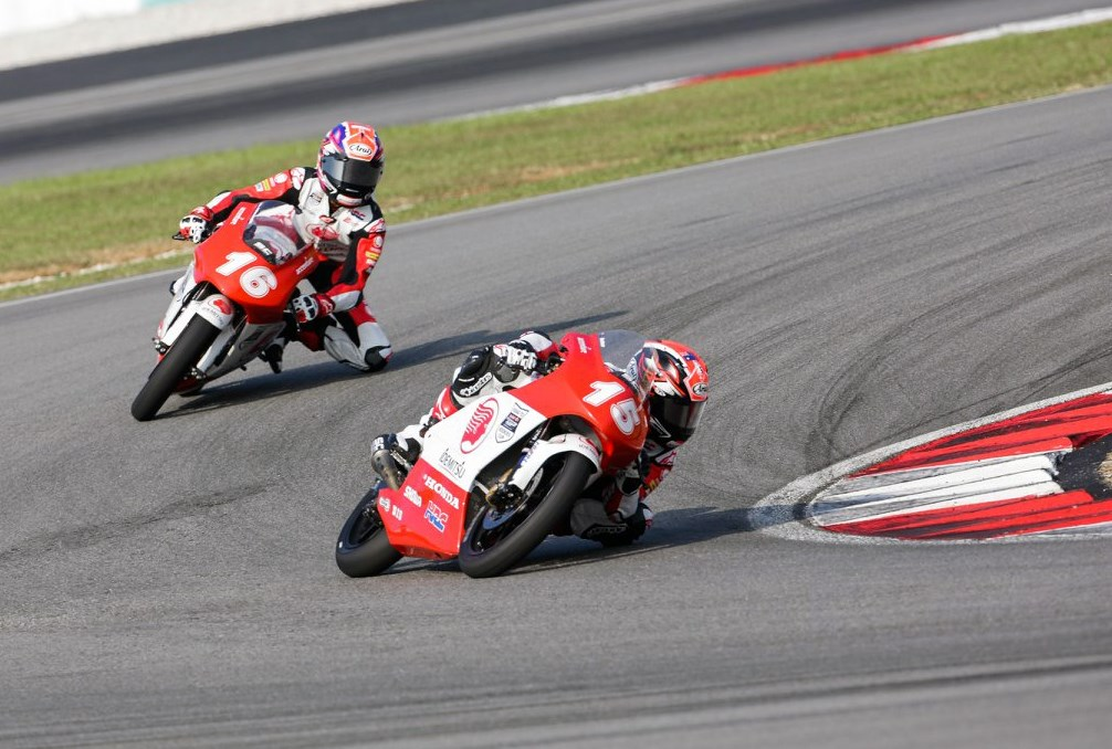 jelang AHRT Indonesia Asia Talent Cup 2018 Qatar