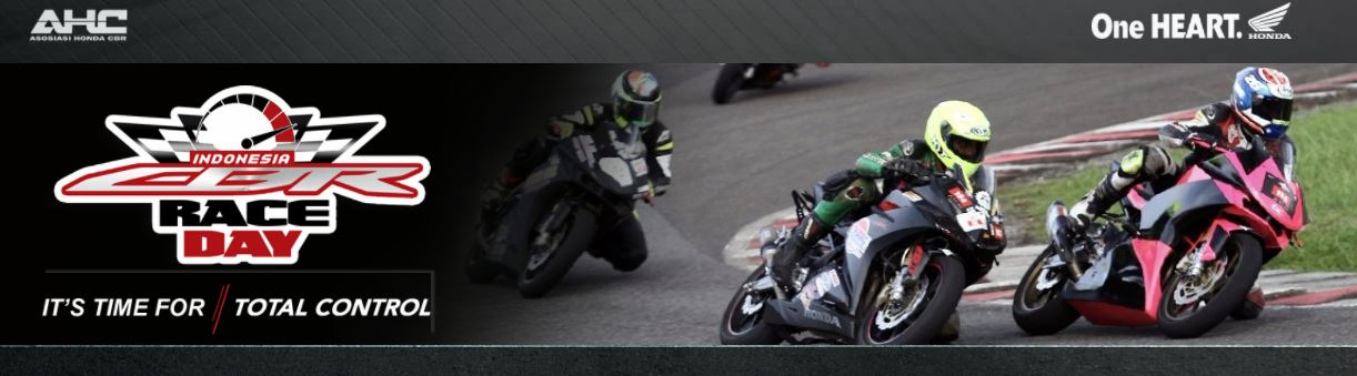 Balap Honda CBR Race Day