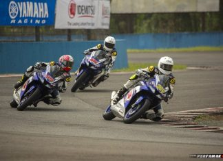 Kelas baru All New R15 Idemitsu Junior Pro di Seri Pembuka Yamaha Sunday Race 2018