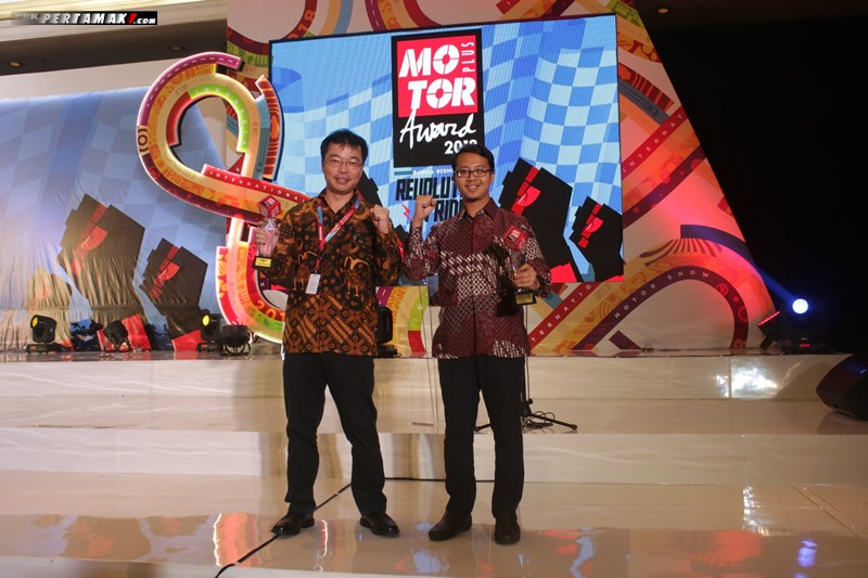 Konsistensi Suzuki All New Satria F150 Motor Plus Award 2018 00 P7