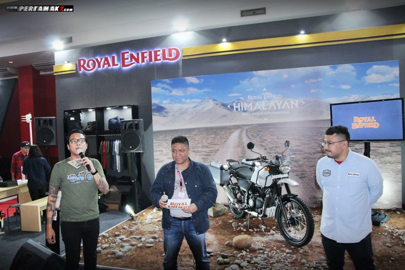 Royal Enfield Himalayan Indonesia 05 P7