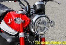 Headlamp Honda Monkey 2018