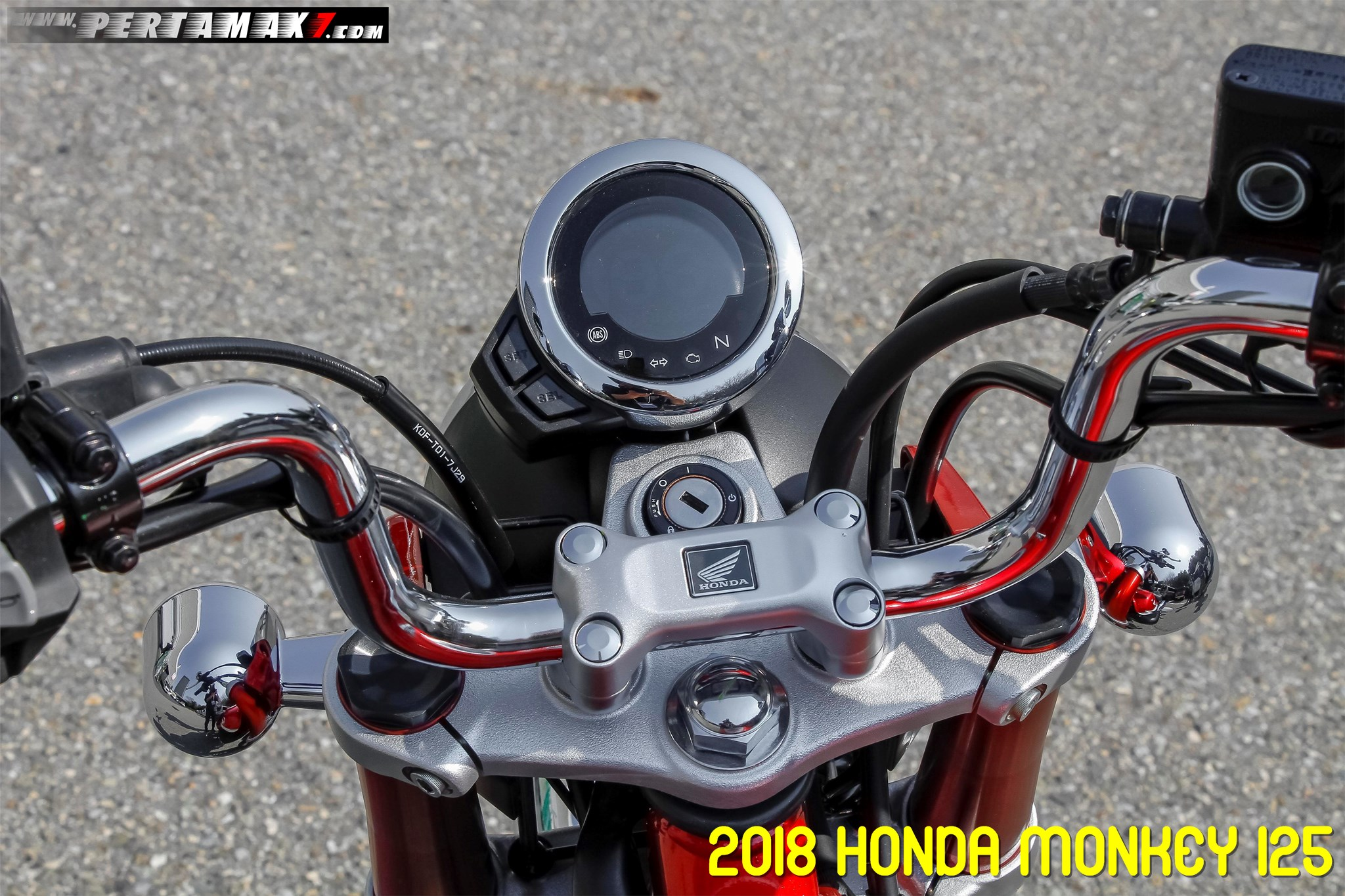 Speedometer Honda Monkey 2018