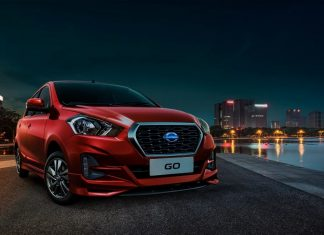 Harga All New Datsun GO CVT