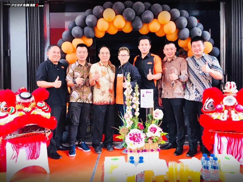 Launching Dealer KTM Lampung 03 P7