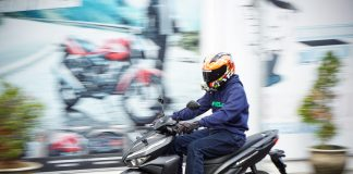 Testride All new Honda Vario 150 Jogja P7-179
