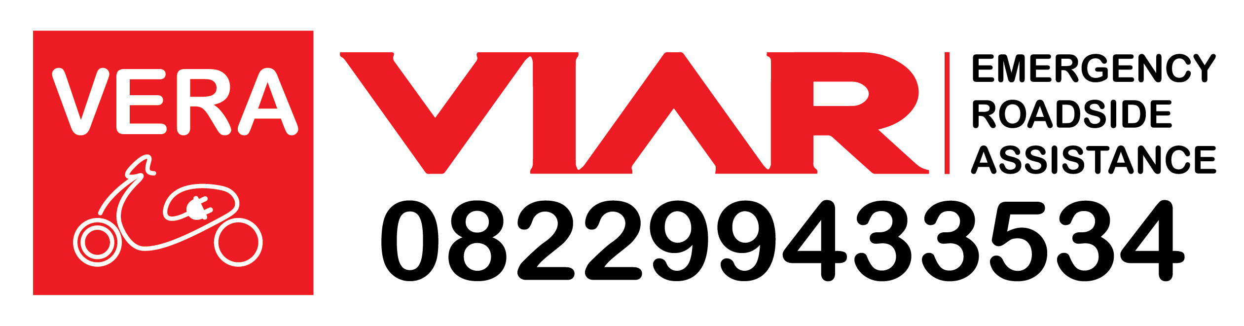 VERA 082299433534 Viar Emergency Roadside Assistance