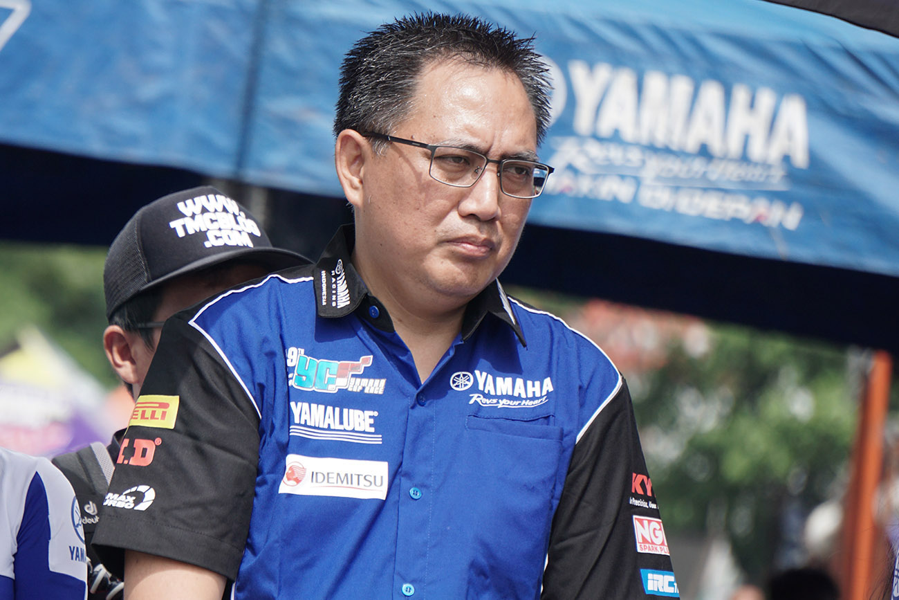M. Abidin, GM After Salea & Motorsport PT. YIMM