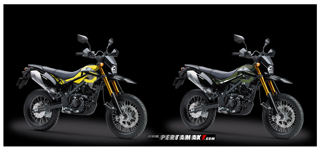 Kawasaki Indonesia D Tracker