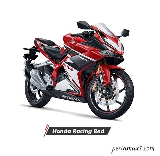 2018 Honda CBR250RR Warna Racing Red