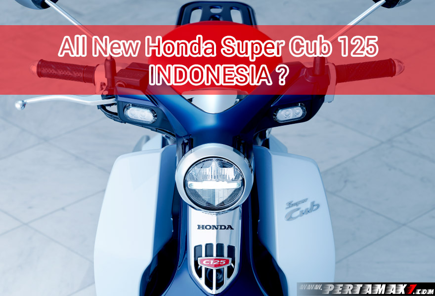 All new Honda Super Cub 125 Indonesia GIIAS