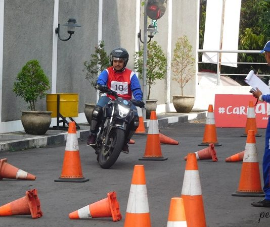 Astra Honda Safety Riding Instructor Championship Jogja 002 P7