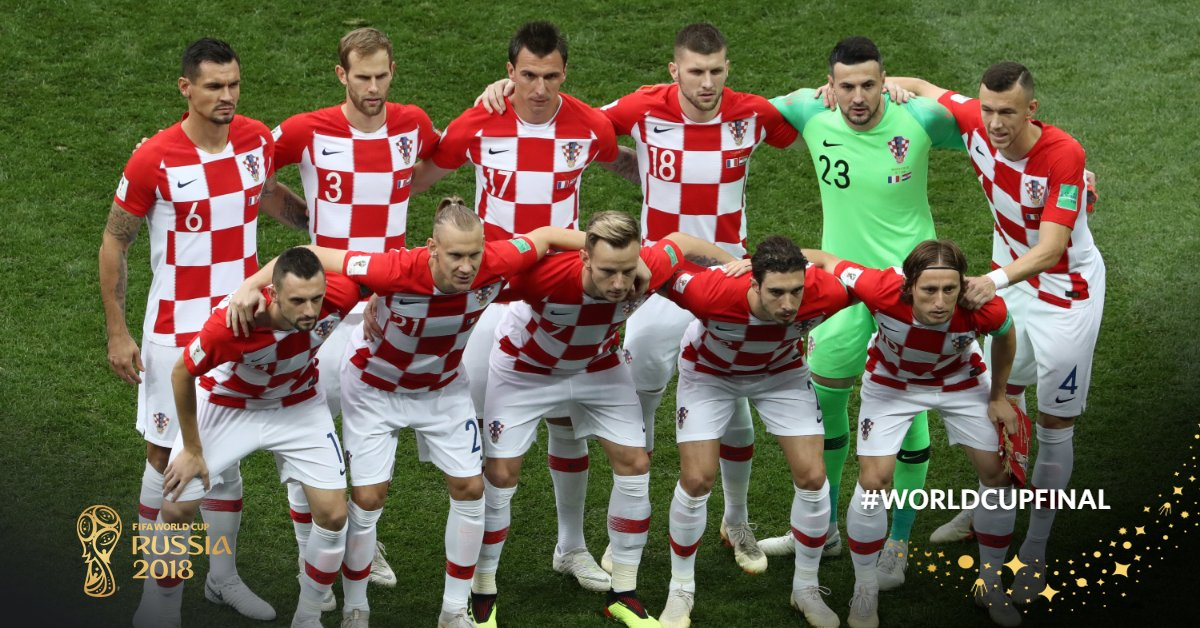 Croatia Fifa World Cup 2018