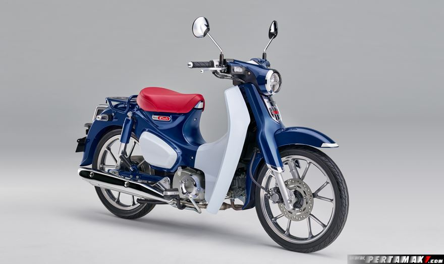 Gosip All new Honda Super Cub 125 Indonesia 001 p7