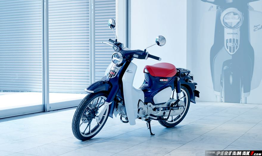 Gosip All new Honda Super Cub 125 Indonesia 003 p7